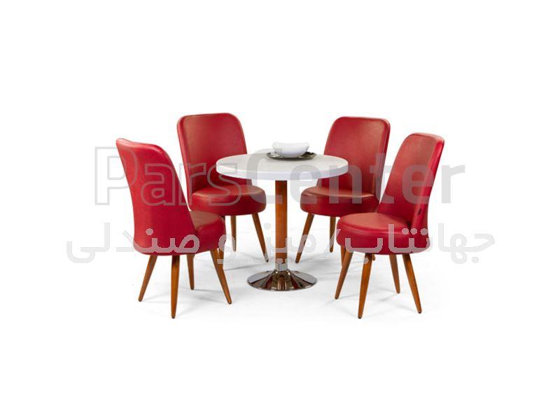 میز رستورانی مدل 1026W (جهانتاب)