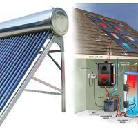 سرمایش و گرمایش  خورشیدی