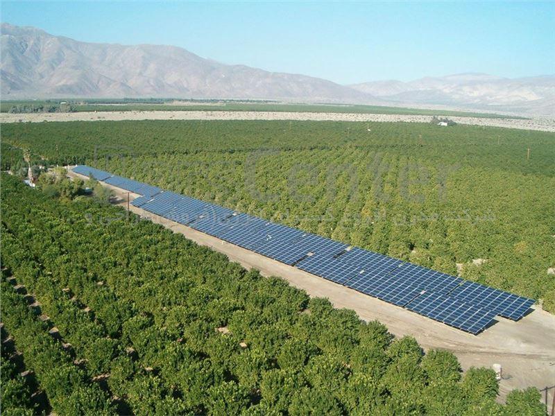 پمپ خورشیدی 77 متری روزکار