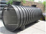 سپتیک تانک پلی اتیلن 12 متر مکعب