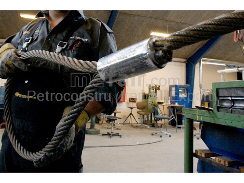 Wire rope Aluminium Bush
