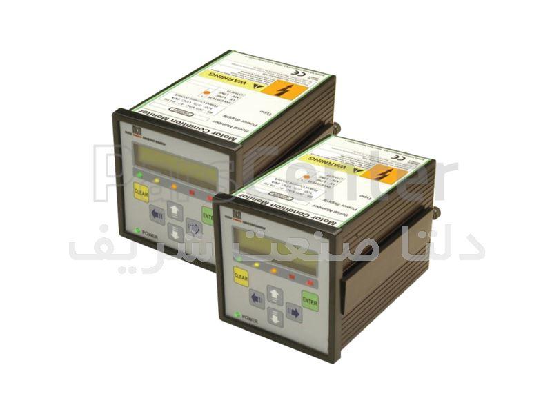 پایش وضعیت هوشمند الکتروموتورهای دور ثابت و متغیر OLIP MCM