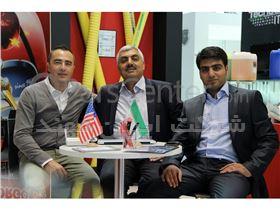 حضور کارشناسان ایران مهند در نمایشگاه تکنارجیلا ریمینی ایتالیا 2014