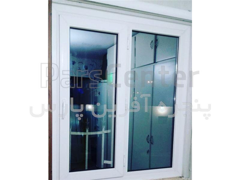 تولید و توزیع در و پنجره upvc و شیشه های چند جداره و توری پلیسه