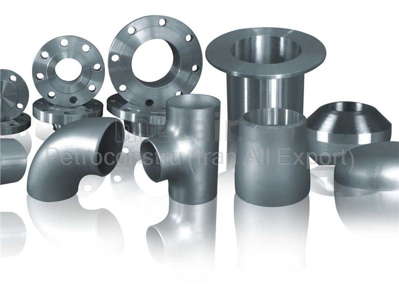 Flange and Pipe fittings from Iran to Iraq and Qatar