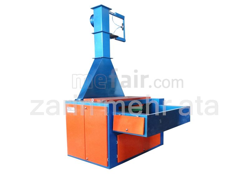 ball fiber machine