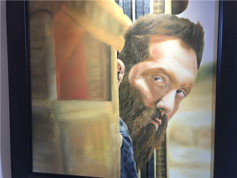 گالری و آموزشگاه نقاشی مژگان متفکر ( قاصدک باران )