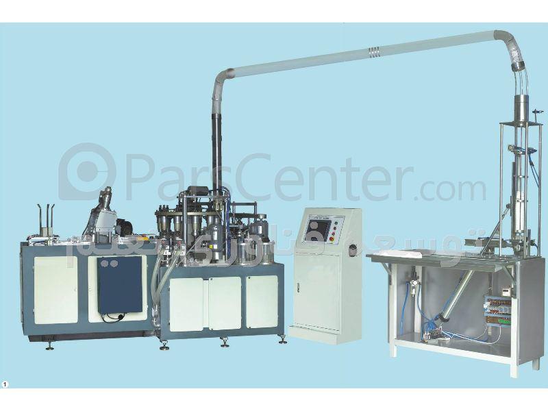دستگاه تولید لیوان کاغذی - محصولات ماشین آلات تولید ظروف یکبار ...دستگاه تولید لیوان کاغذی · دستگاه تولید لیوان کاغذی ...