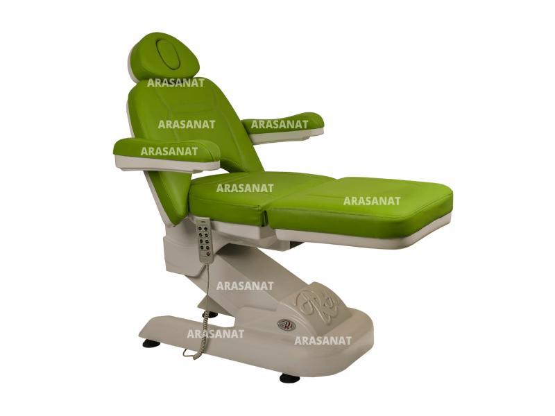 تخت جراحی کاشت مو و زیبایی 3 موتوره تایوانی مدل صبا 3000 آراصنعت