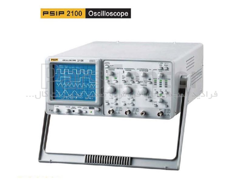اسیلوسکوپ Oscilloscope PSIP 2100