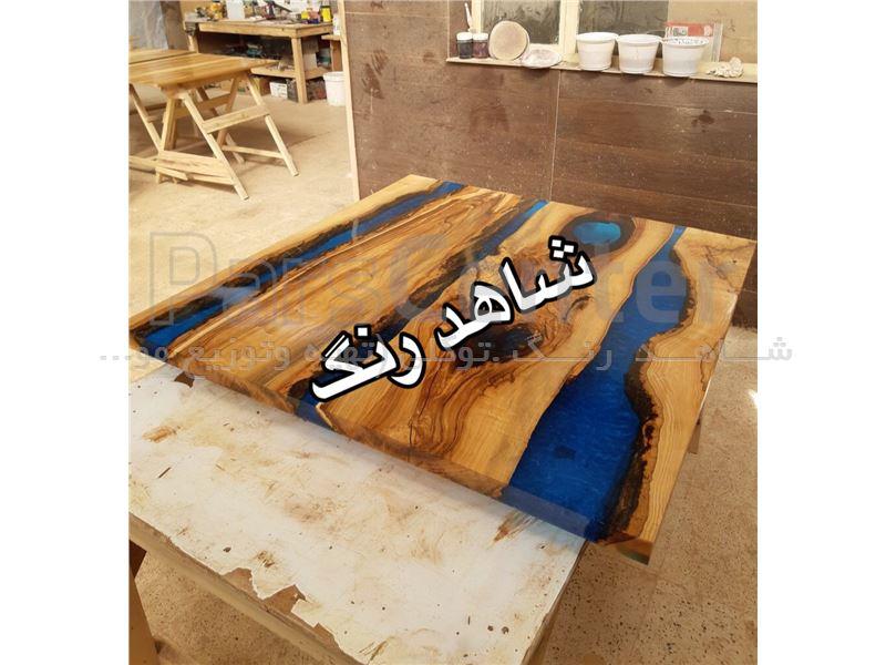 لاک دو جزئی ایتالیایی روان  مخصوص چوب و زیورآلات