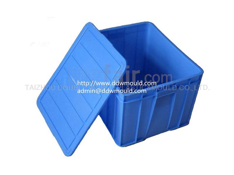 DDW Plastic Tidy Box Mold Plastic Basket Mold