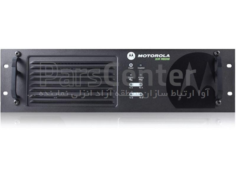 بی سیم دستی موتورولا XIRP8668 DMR شرکت آوا ارتباط سازان