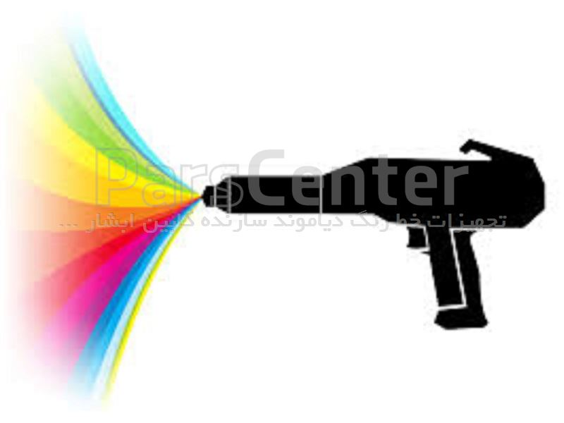 قیمت دستگاه پاشش الکترواستاتیک-رنگپاش پودری-خط رنگ-کوره -کابین -سایکلون بازیافت رنگ