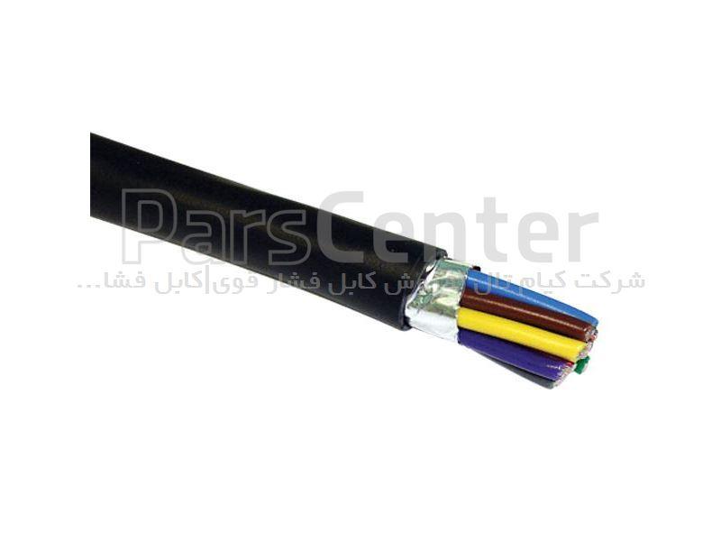 کابل فشار ضعیف ۰.۶ کیلوولت N2XCYRY