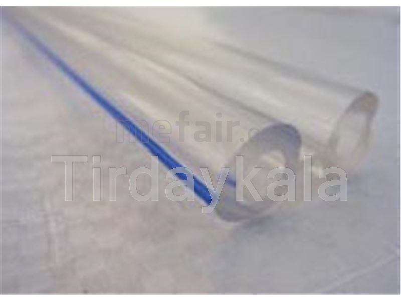 PVC Twin tube for milking machine