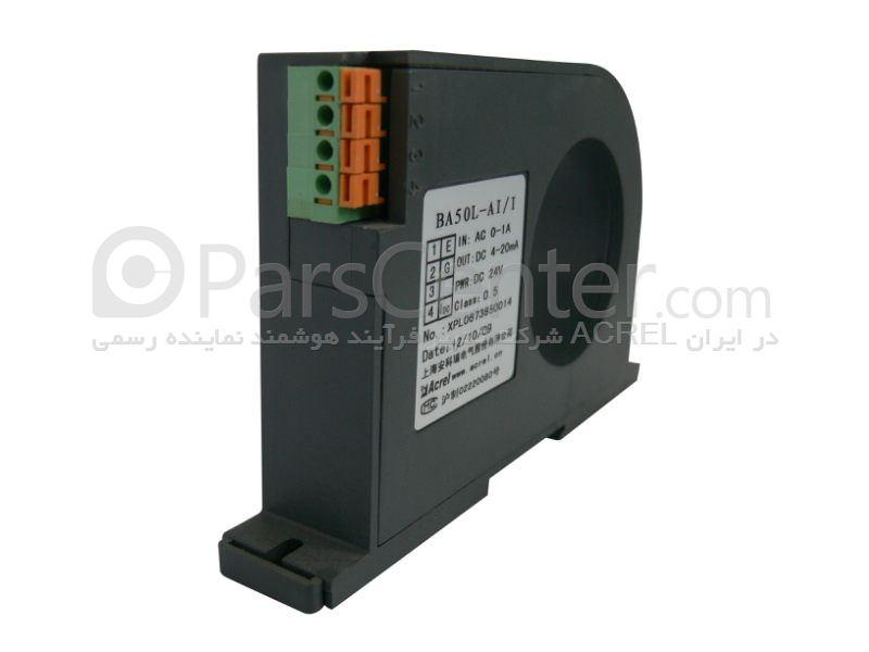 سنسور جریان 600 آمپر AC با خروجی سیگنال 10-0 ولت