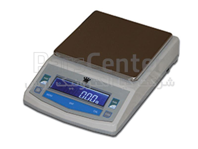 ترازو دیجیتال صنعتی آزمایشگاهی با دقت 0.01 گرم و ظرفیت 5100 گرم مدل kd50002