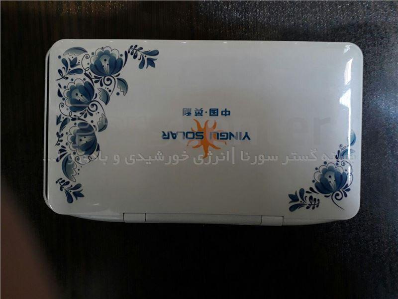 پاوربانک خورشیدی شارژری همراه برای گوشی