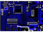 طراحی فیبر مدار چاپی  طراحی میکروکنترلر