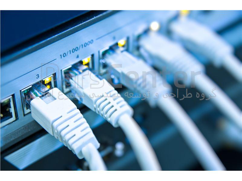 طراحی و توسعه شبکه و امنیت قائمشهر