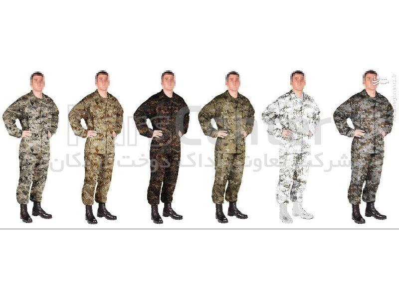 لباس سرباز
