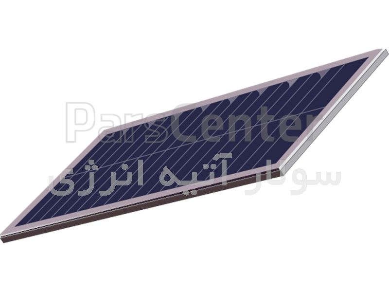 پنل خورشیدی 10 وات Maxcell