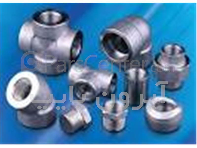 اتصالات فولادی، اتصالات هیدرولیک،اتصالات فشار قوی ، اتصالات فلزی ، اتصالات  رزوه ای، اتصالات زانویی