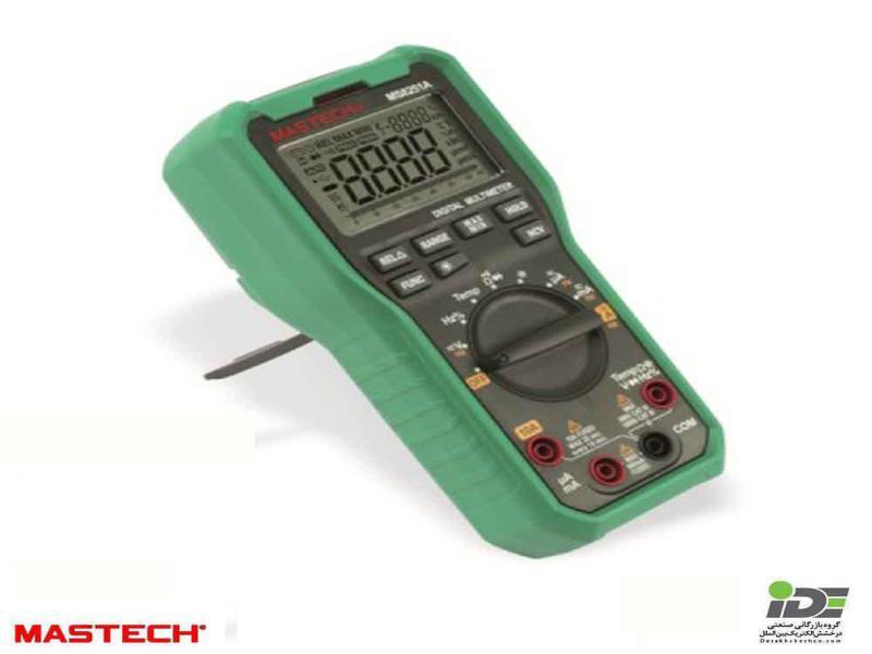 مولتی متر دیجیتال مستک مدل MS8251A