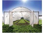 پوشش گلخانه سه لایه با عرض10 متر با یووی 10درصد