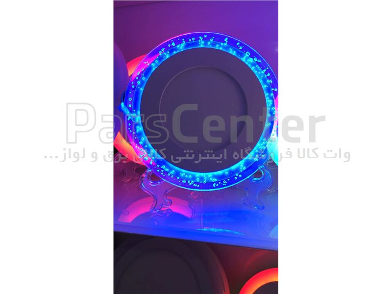 پنل ال ای دی LED PANNEL طرح حبابدار  سه حالته