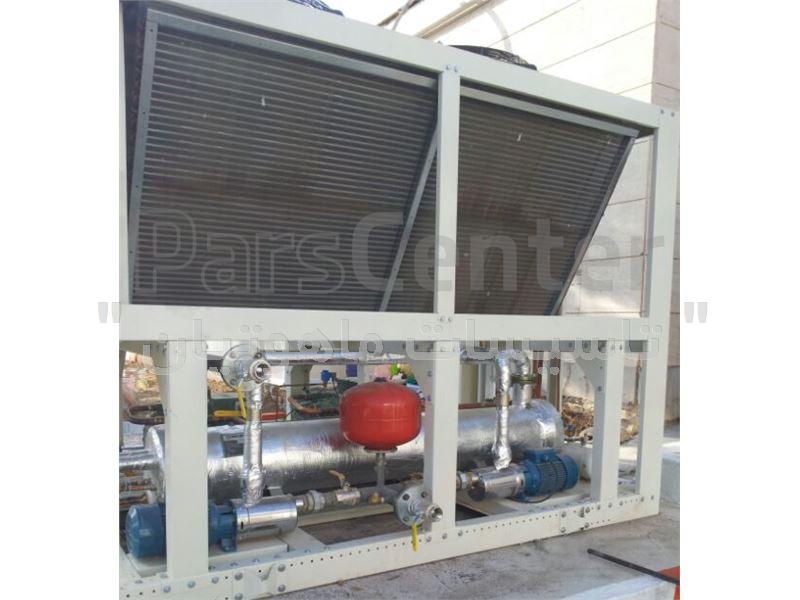 انواع سیستم های حرارتی و گرمایشی ساختمان : ( 1 )