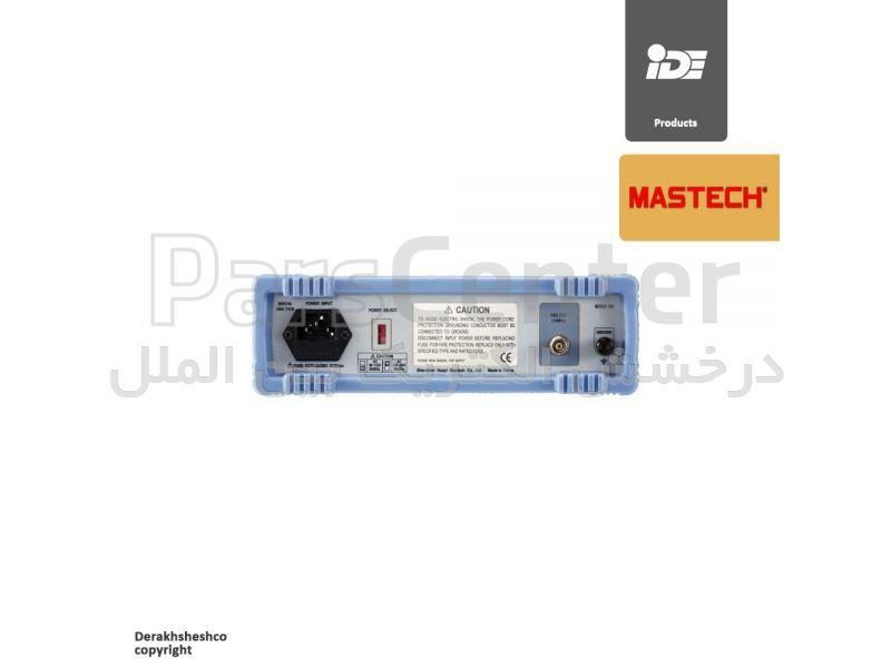 فرکانس متر رومیزی مدل MS6100 شرکت مستک | mastech