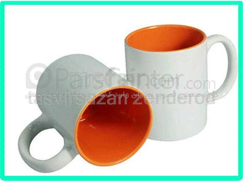 Printing  on mugs