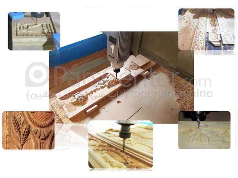 دستگاه cnc چوب قیمت