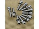 Cylenderial cap head screw