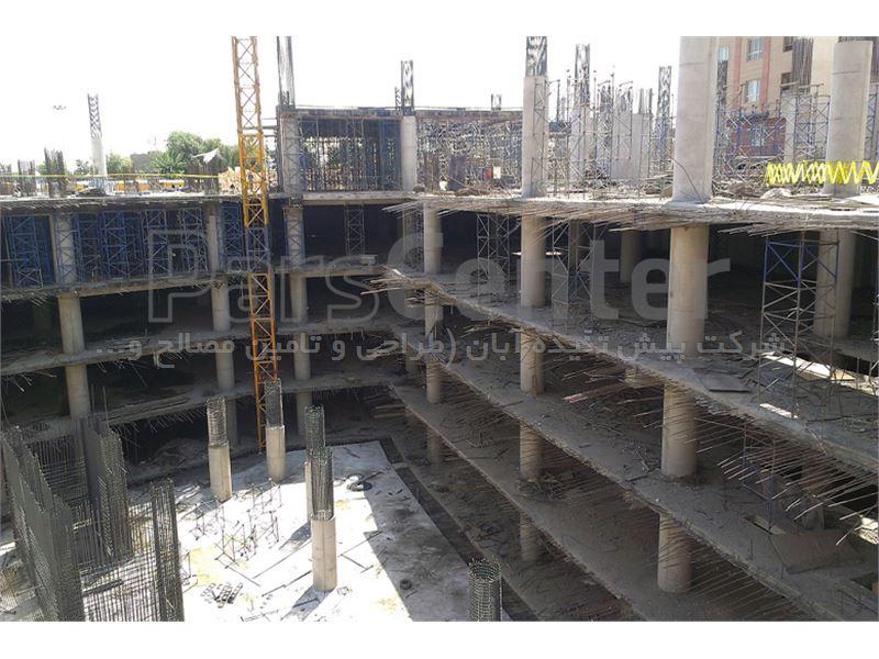 پروژه زائرسرای حرم مطهر حضرت عبدالعظیم حسنی  (شهر ری)