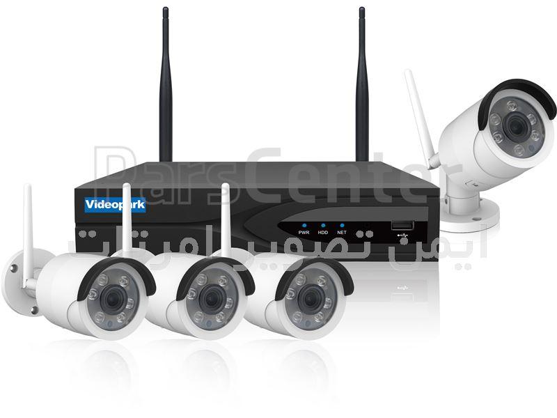 VIDEOPARK- 4CH Wifi NVR Kit