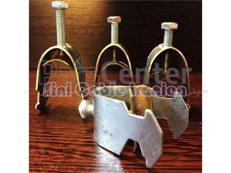 بست چنگالی 12-8 (Fork clamps)