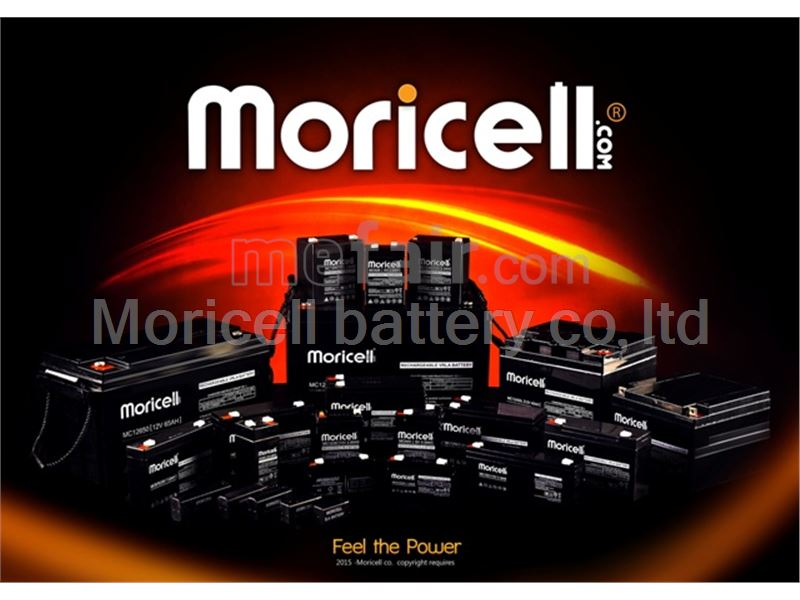 Moricell Battery 12v 7.2Ah