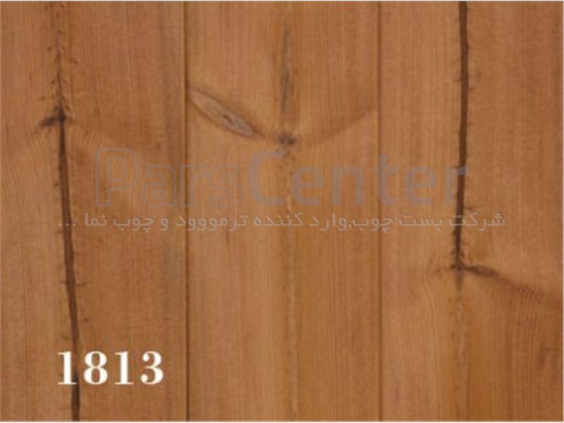 چارت رنگ تکنوس ارزان مخصوص چوب ترمووود1813