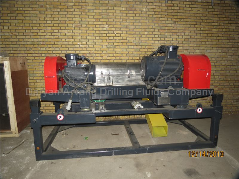 Mud Solids Control Equipment for oil well drilling operations in Iraq