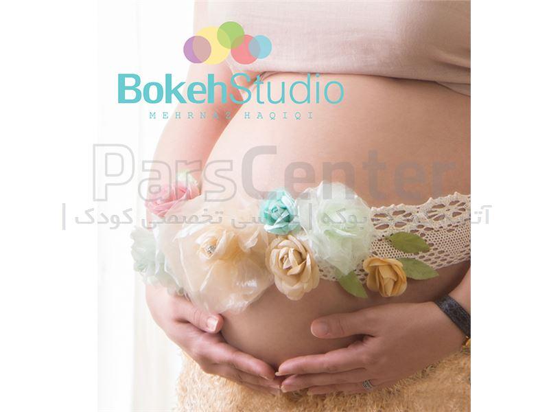 عکاسی تخصصی بارداری در دهکده المپیک