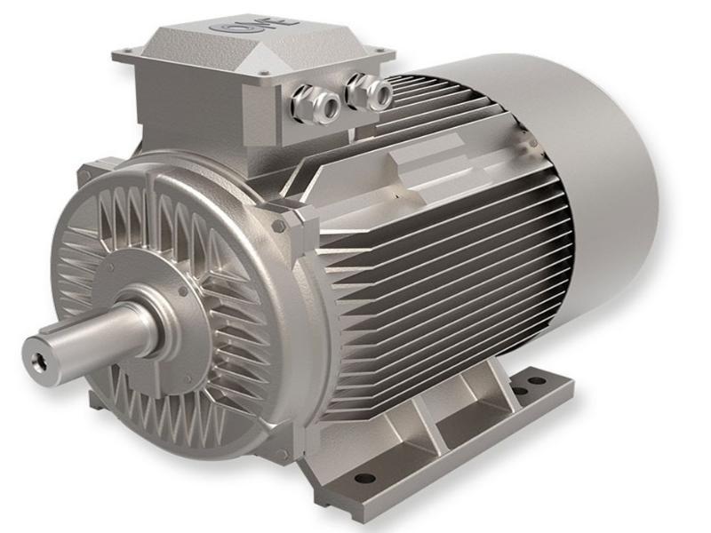 الکتروموتور صنعتی سه فاز برند OME