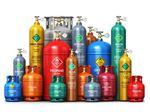 انواع گازهای آزمایشگاهی وصنعتی