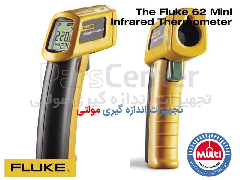 دماسنج تفنگی لیزری Fluke 62