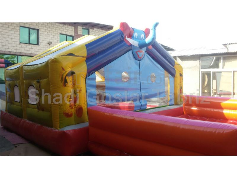 Inflatable play equipment code:12