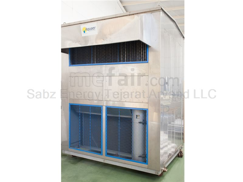 Atmospheric Water Generator 3000 L/Day