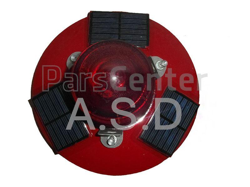 طراحی و ساخت انواع چراغ دکل خورشیدی با استفاده از LED