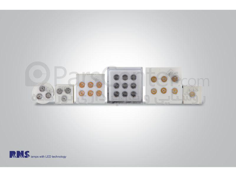 سنگ های نورانی پاور LED  رایان